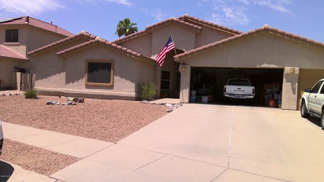 6920 W Tacna Drive, Tucson, AZ 85743 (#22018922) :: Long Realty - The Vallee Gold Team