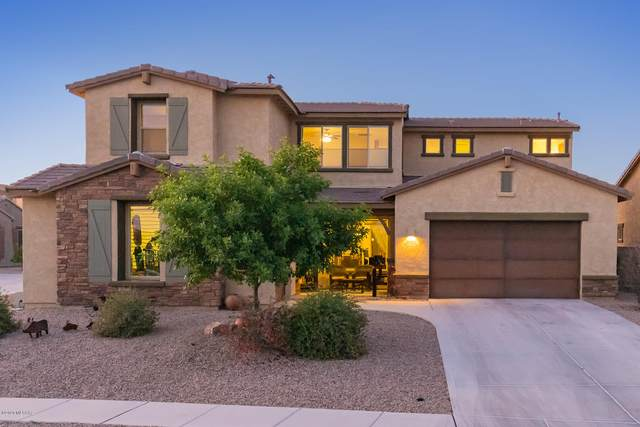 10991 N Delphinus Street, Oro Valley, AZ 85742 (#22018934) :: Long Realty - The Vallee Gold Team