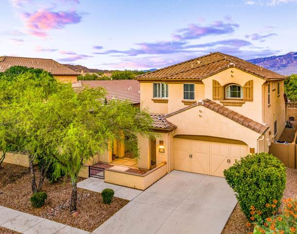 13558 N Piemonte Way, Oro Valley, AZ 85755 (#22018938) :: Long Realty - The Vallee Gold Team