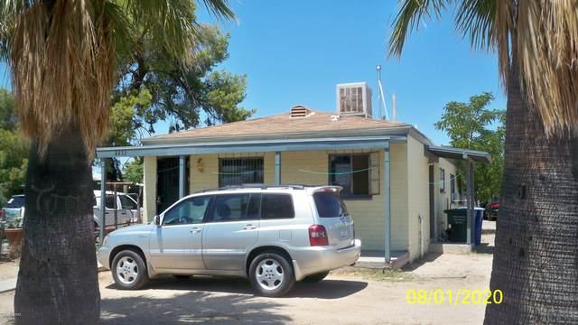 2133 E Sunland Vista, Tucson, AZ 85713 (#22018947) :: Kino Abrams brokered by Tierra Antigua Realty