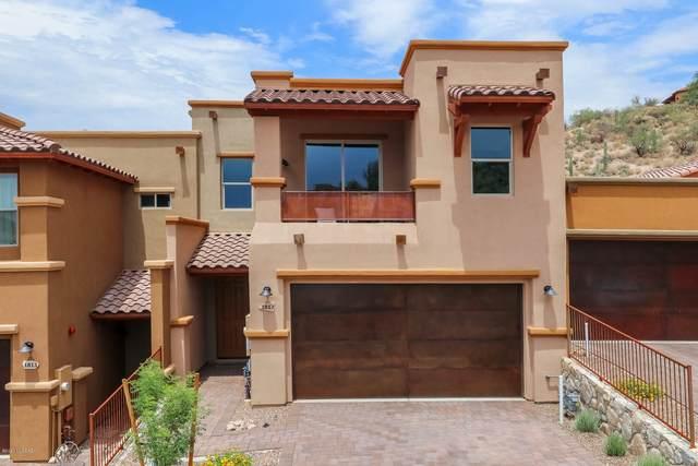 1817 E Vico Bella Luna, Tucson, AZ 85737 (MLS #22018948) :: The Property Partners at eXp Realty