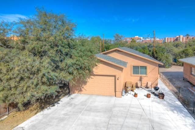 813 E 8th Street, Tucson, AZ 85719 (#22018962) :: Keller Williams