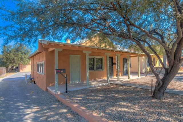 815 E 8Th Street, Tucson, AZ 85719 (#22018963) :: Keller Williams