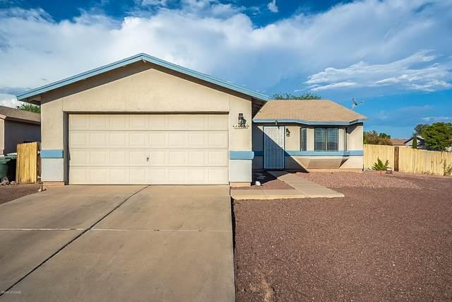 6091 S Moorheart Place, Tucson, AZ 85746 (#22018978) :: Realty Executives Tucson Elite