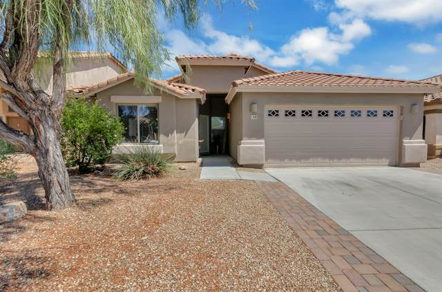 168 W Calle Patio Lindo, Sahuarita, AZ 85629 (#22018979) :: AZ Power Team | RE/MAX Results