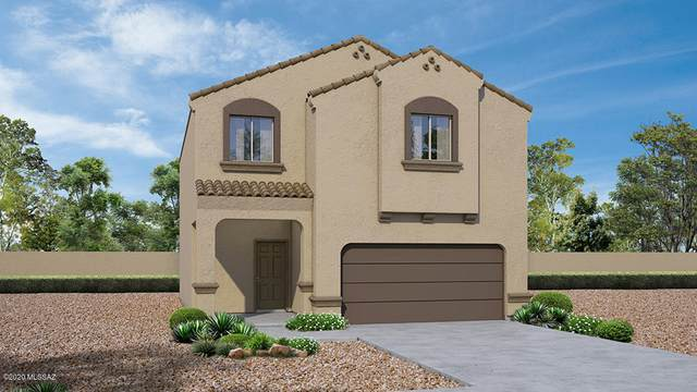 3307 N Dales Crossing Drive, Tucson, AZ 85745 (#22019004) :: Keller Williams