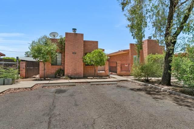 6050 E 2nd Street #107, Tucson, AZ 85711 (#22019008) :: The Local Real Estate Group   Realty Executives