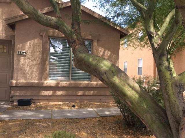 7809 S Baja Stone Avenue, Tucson, AZ 85756 (#22019030) :: Gateway Partners