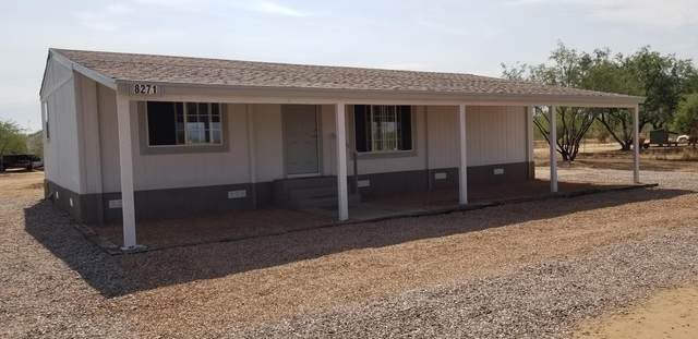 8271 S Marstellar Road, Tucson, AZ 85736 (#22019031) :: Keller Williams