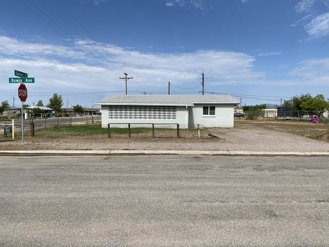 590 S Bowie Avenue, Willcox, AZ 85643 (#22019034) :: Long Realty - The Vallee Gold Team