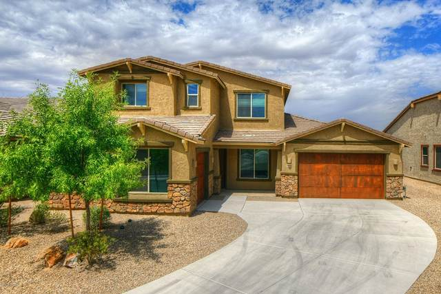 10973 N Delphinus Street, Oro Valley, AZ 85742 (#22019035) :: Long Realty - The Vallee Gold Team