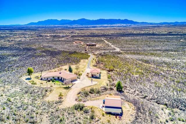 2278 N Carlson Canyon Drive, Huachuca City, AZ 85616 (#22019044) :: Long Realty - The Vallee Gold Team