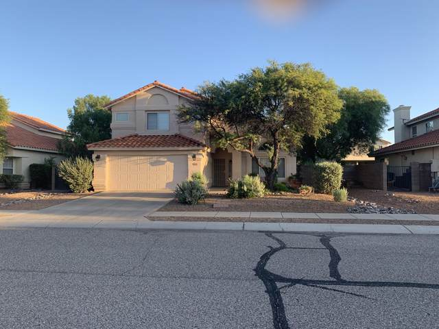 7930 E Maggie Court, Tucson, AZ 85715 (#22019045) :: Long Realty - The Vallee Gold Team