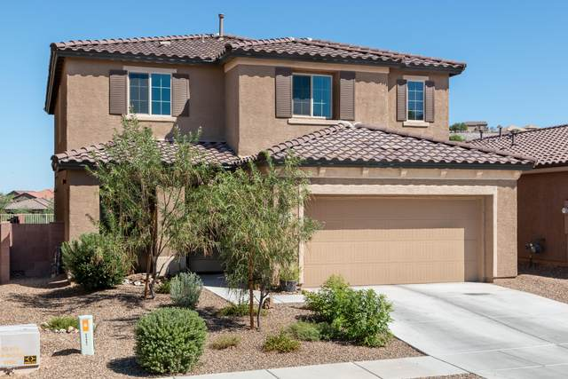 39406 S Old Arena Drive, Catalina, AZ 85739 (#22019059) :: Long Realty - The Vallee Gold Team