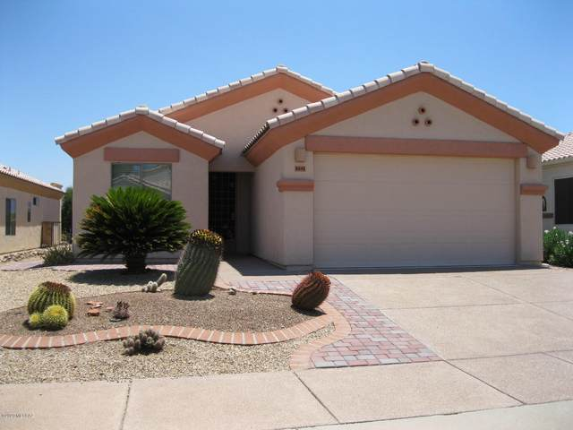 2591 S Rita Vista Drive, Green Valley, AZ 85614 (#22019078) :: Gateway Partners
