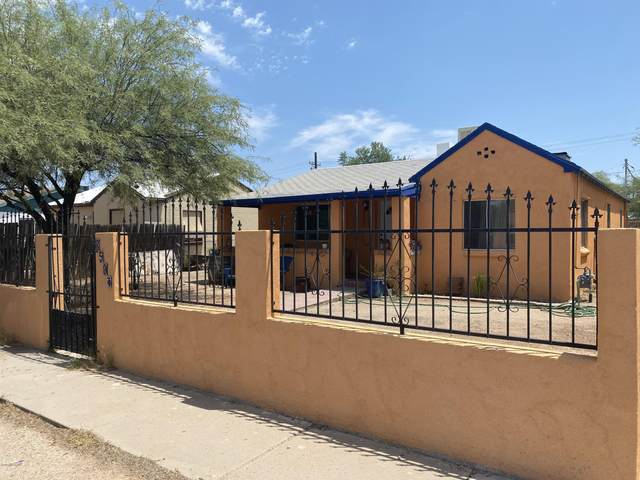 3537 S 7th Avenue, Tucson, AZ 85713 (#22019086) :: Long Realty - The Vallee Gold Team