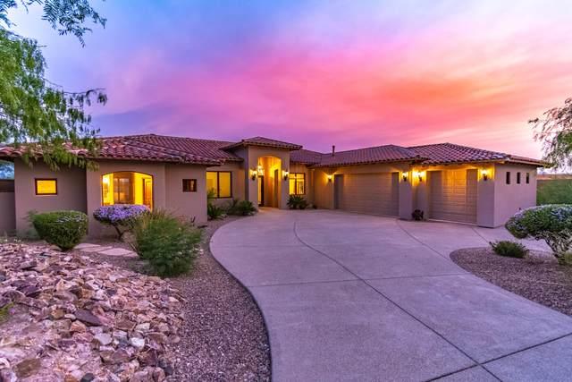 3632 E Camino De Jaime, Tucson, AZ 85718 (#22019099) :: The Josh Berkley Team
