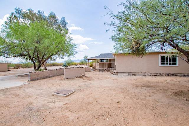 17535 W Western Star Trail, Tucson, AZ 85735 (MLS #22019113) :: The Property Partners at eXp Realty