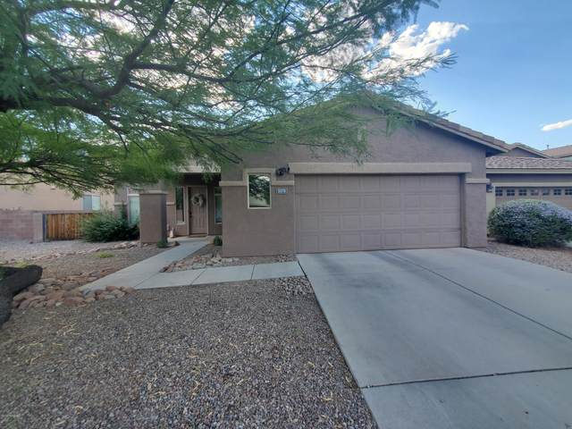 3379 N Belmont Mine Place, Tucson, AZ 85745 (MLS #22019150) :: The Property Partners at eXp Realty