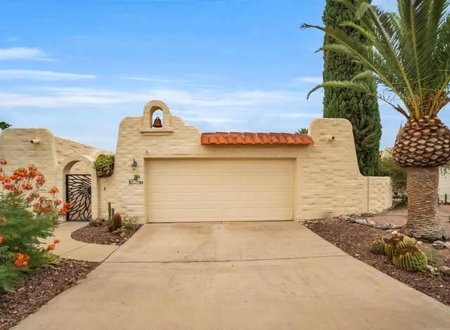783 W Placita Nueva, Green Valley, AZ 85614 (#22019151) :: Long Realty Company
