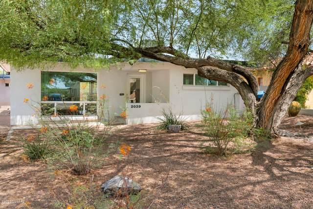 2039 E 8th Street, Tucson, AZ 85719 (#22019158) :: Keller Williams