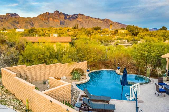 6410 N Camino Abbey, Tucson, AZ 85718 (#22019170) :: Long Realty - The Vallee Gold Team