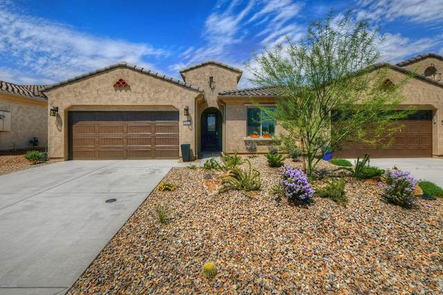 1143 N Echo Ranch Drive, Green Valley, AZ 85614 (#22019175) :: The Local Real Estate Group | Realty Executives