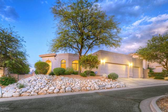 10180 N Alder Spring Drive, Oro Valley, AZ 85737 (MLS #22019181) :: The Property Partners at eXp Realty