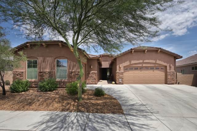 12572 N Sunrise Shadow Drive, Marana, AZ 85658 (MLS #22019183) :: The Property Partners at eXp Realty
