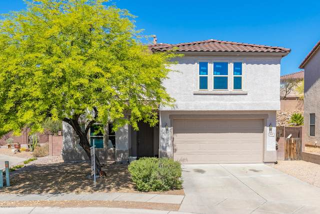 3409 N Green Gulch Court, Tucson, AZ 85745 (MLS #22019184) :: The Property Partners at eXp Realty
