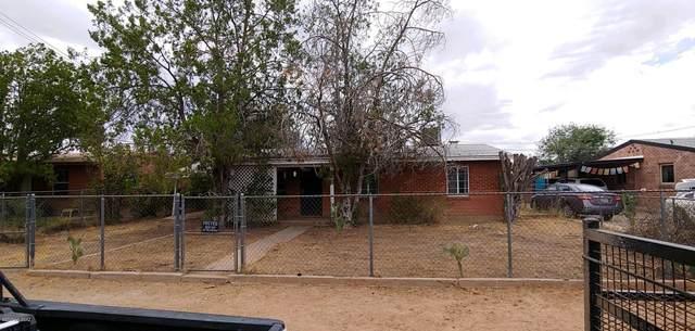712 N Benton Avenue, Tucson, AZ 85711 (#22019192) :: Kino Abrams brokered by Tierra Antigua Realty