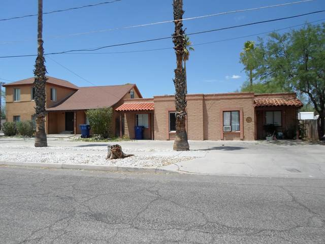 3105 N Chapel Avenue, Tucson, AZ 85716 (MLS #22019200) :: The Property Partners at eXp Realty