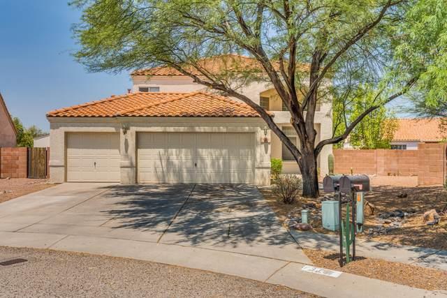 3443 W Elan Place, Tucson, AZ 85742 (MLS #22019218) :: The Property Partners at eXp Realty