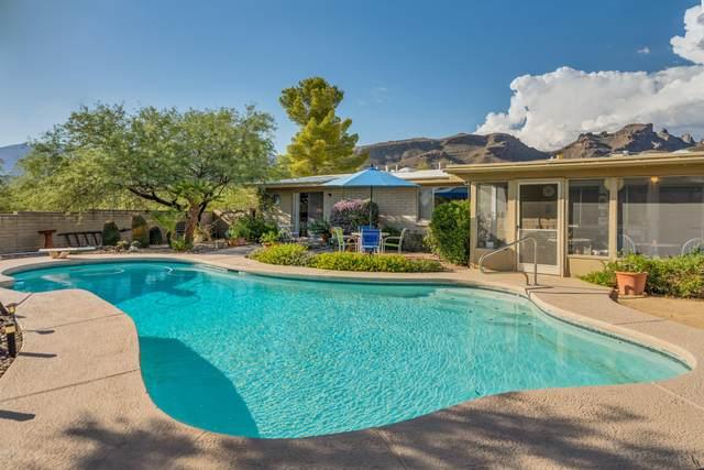 9180 E Ocotillo Drive, Tucson, AZ 85749 (#22019224) :: Long Realty - The Vallee Gold Team