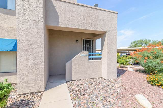7940 E Colette Circle #124, Tucson, AZ 85710 (#22019226) :: The Local Real Estate Group | Realty Executives