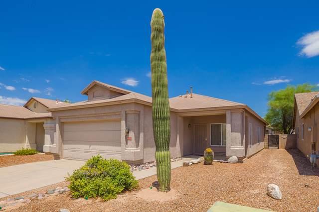 9153 E Ironbark Street, Tucson, AZ 85747 (#22019240) :: Gateway Partners