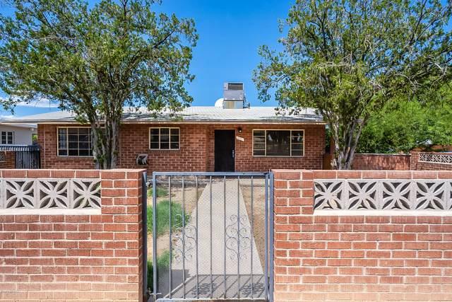 1331 N Rosemont Boulevard, Tucson, AZ 85712 (MLS #22019250) :: The Property Partners at eXp Realty