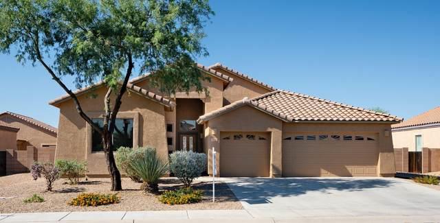 11109 W Caracara Drive, Marana, AZ 85653 (MLS #22019251) :: The Property Partners at eXp Realty