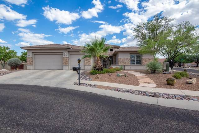 11085 E Sunrise View Drive, Tucson, AZ 85748 (#22019252) :: Long Realty - The Vallee Gold Team
