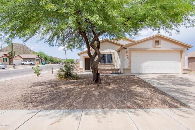 3760 W Fitzwater Court, Tucson, AZ 85746 (#22019264) :: Long Realty - The Vallee Gold Team