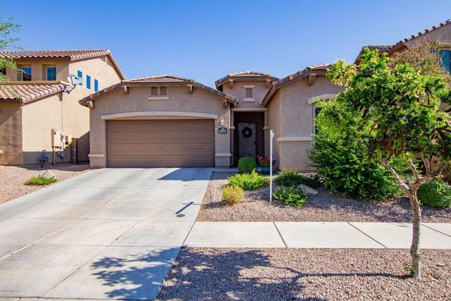 10743 E Saguaro Sunset Place, Tucson, AZ 85747 (#22019282) :: Long Realty Company