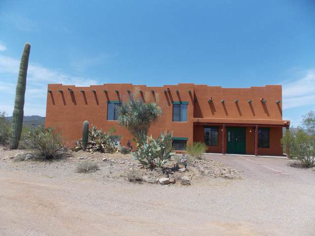 4341 W Goret Road, Tucson, AZ 85745 (MLS #22019284) :: The Property Partners at eXp Realty