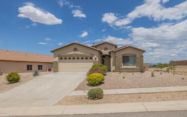 17557 S Garden Sage Loop, Vail, AZ 85641 (MLS #22019317) :: The Property Partners at eXp Realty