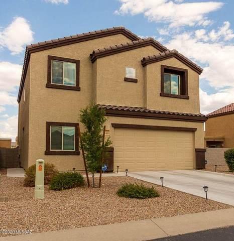 6487 E Brushback Loop, Tucson, AZ 85756 (#22019329) :: Gateway Partners
