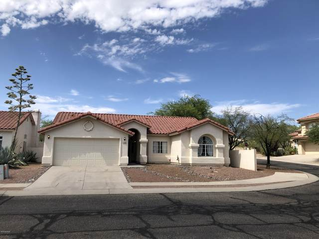1336 W Valley Ridge Place, Oro Valley, AZ 85737 (MLS #22019337) :: The Property Partners at eXp Realty