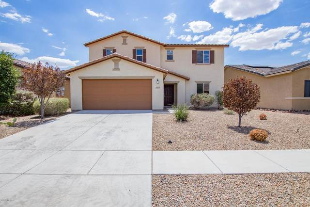 8933 N Country Cove Trail, Tucson, AZ 85742 (#22019339) :: Long Realty Company