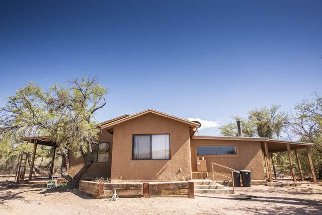 9561 S Tewa Trail, Vail, AZ 85641 (#22019344) :: Long Realty - The Vallee Gold Team