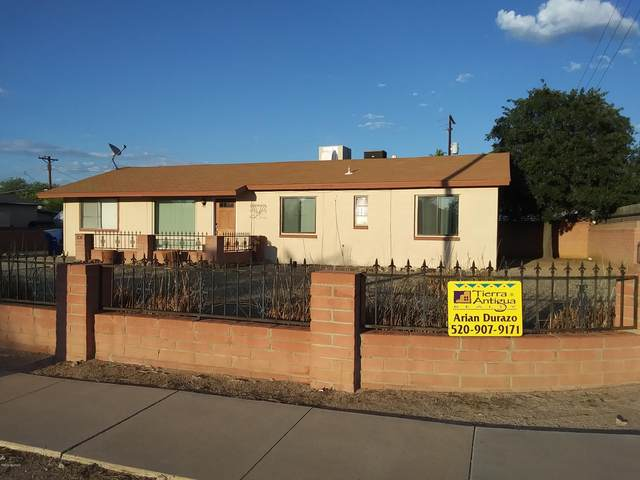 1149 S Duquesne Drive, Tucson, AZ 85710 (MLS #22019352) :: The Property Partners at eXp Realty