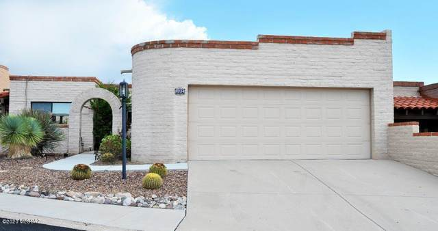 5324 N Fort Yuma Trail, Tucson, AZ 85750 (#22019354) :: Long Realty Company