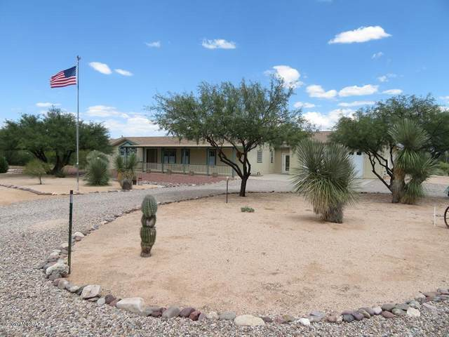 631 N Manzanita Place, Benson, AZ 85602 (#22019365) :: The Josh Berkley Team